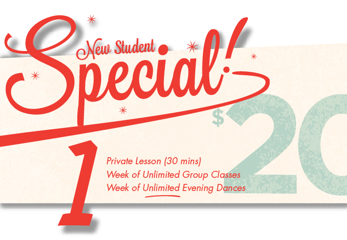 New Student Special for only $20