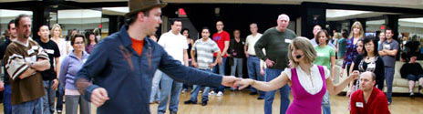 Group Classes at ATOMIC Ballroom