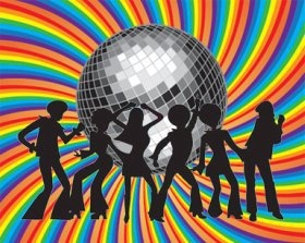 Image result for 70s dancing