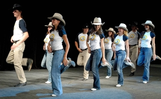 country dance history