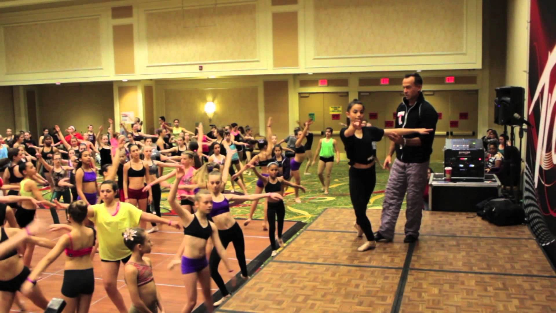 All About Dance Conventions Atomic Ballroom Irvine Ca