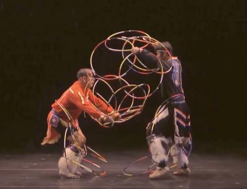 Native American Hoop Dance