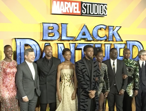 Black Panther Film Drives Dance Craze, Fashion Frenzy & Cultural Revolution